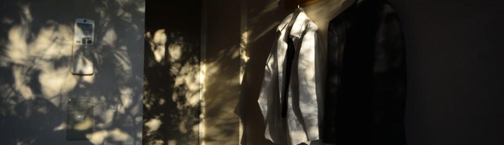 スーツ部屋